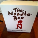 Photo taken at The Noodle Box by Tyler M. on 1/21/2012