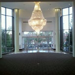 Photo taken at The Westin Mount Laurel by Derek E. on 10/4/2011