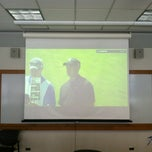 Photo taken at Day Hall Classroom by Mark E. on 6/15/2012