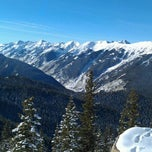 Photo taken at Aspen Mountain by Elisa W. on 12/7/2011