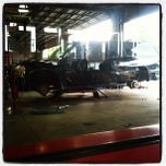 Photo taken at Discount Tire by David R. on 8/27/2012