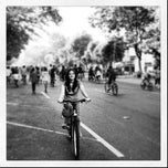Photo taken at Solo Car Free Day by venny f. on 4/22/2012