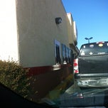 Photo taken at Burger King by Desiree P. on 4/6/2012