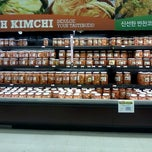 Photo taken at Super H Mart by Erica D. on 7/12/2012