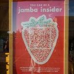 Photo taken at Jamba Juice by Fred v. on 3/23/2012