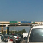 Photo taken at Masilla Bridge by Ahmad A. on 9/4/2012