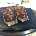 Das Foto wurde bei Restaurante Besadío von Jose D. am 7/22/2012 aufgenommen