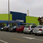 Photo taken at Carrefour by Marcio O. on 9/10/2011