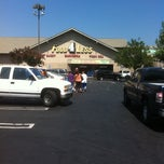 Photo taken at Food 4 Less by Hak Y. on 8/8/2011