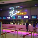 Photo taken at TGV Cinemas by F on 6/6/2012