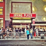 Photo taken at Irving Plaza by @irabrianmiller on 7/8/2012