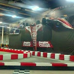 Photo taken at K1 Speed Phoenix by TRiKC on 10/28/2011