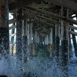 Photo taken at Newport Pier by Scott A. on 6/6/2012