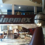 Photo taken at Cinemex by Omar Abraham R. on 6/7/2012