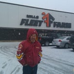 Photo taken at Mills Fleet Farm by DJ Doug M. on 11/18/2011
