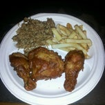 Photo taken at Delpit's Chicken Shack by Kamau A. on 12/23/2011
