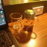 Photo taken at Brew Tea Shop by Ryan H. on 9/3/2011