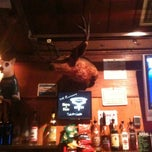 Photo taken at Buckhorn Tavern by Patrick M. on 4/3/2012