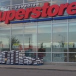 Photo taken at Real Canadian Superstore by Alicia on 9/6/2012