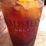 Photo taken at McAlister's Deli by Brian W. on 2/27/2012