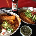 Photo taken at Cafe Rio Mexican Grill by Clark S. on 5/3/2012