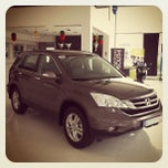 Photo taken at Honda Cars Global City by Lakwatserang Pinay on 1/25/2012