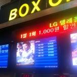 Photo taken at 메가박스 (MEGABOX) by ㅂㅇ ㅊ. on 2/4/2011