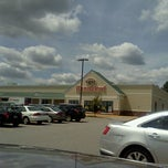 Photo taken at Hannaford Supermarket & Pharmacy by Heather M. on 7/28/2011