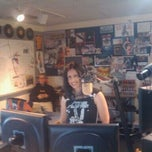 Photo taken at 107.7 The Bone by Sean L. on 7/15/2011
