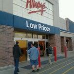 Photo taken at Walmart Supercenter by Brian H. on 1/30/2012
