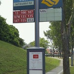 Photo taken at Bus stop 61041 (Bef Braddell Rd) by K T. on 7/31/2011