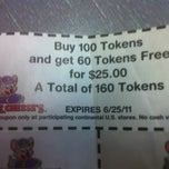 Photo taken at Chuck E. Cheese's by Alex B. on 5/30/2011