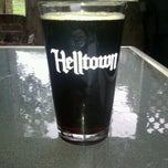 Photo taken at Helltown Brewery, LLC by Bill B. on 10/1/2011