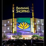 Photo taken at Pantanal Shopping by William T. on 11/19/2011