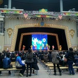 Photo taken at 롯데월드 가든스테이지 (Lotte World Garden Stage) by Jae-kwon L. on 1/20/2012