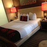 Photo taken at Hutton Hotel by Garreth G. on 2/17/2012