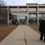 Photo taken at Flint City Hall by Christopher J. on 12/8/2011