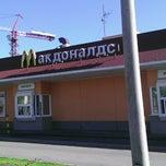Photo taken at McDonald's by Vagik V. on 6/21/2012