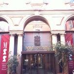 Photo taken at Museo Poldi Pezzoli by Francesca V. on 2/25/2012