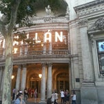 Photo taken at Teatre Coliseum by Marruan A. on 6/29/2012