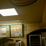 Photo taken at SUBWAY by Monica C. on 2/27/2012