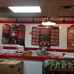 Photo taken at Firehouse Subs by Leon H. on 3/10/2012