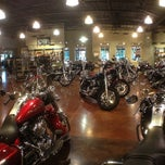 Photo taken at Arrowhead Harley-Davidson by Joe O. on 8/23/2012