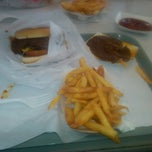 Photo taken at Original Tommy's Hamburgers by Todd A. on 12/27/2011