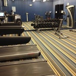 Photo taken at Fitness Center by Masner R. on 1/27/2012