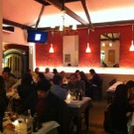 Photo taken at La Piadina Cucina Italiana by Gustavo Veiga N. on 11/19/2011