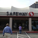 Photo taken at Safeway by Ian M. on 4/18/2012
