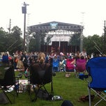 Photo taken at The Levitt Pavilion by Albert D. on 7/20/2011
