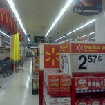 Photo taken at Walmart by Jorge Antonio S. on 6/3/2012