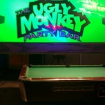Photo taken at The Ugly Monkey Party Bar by nico on 5/29/2012